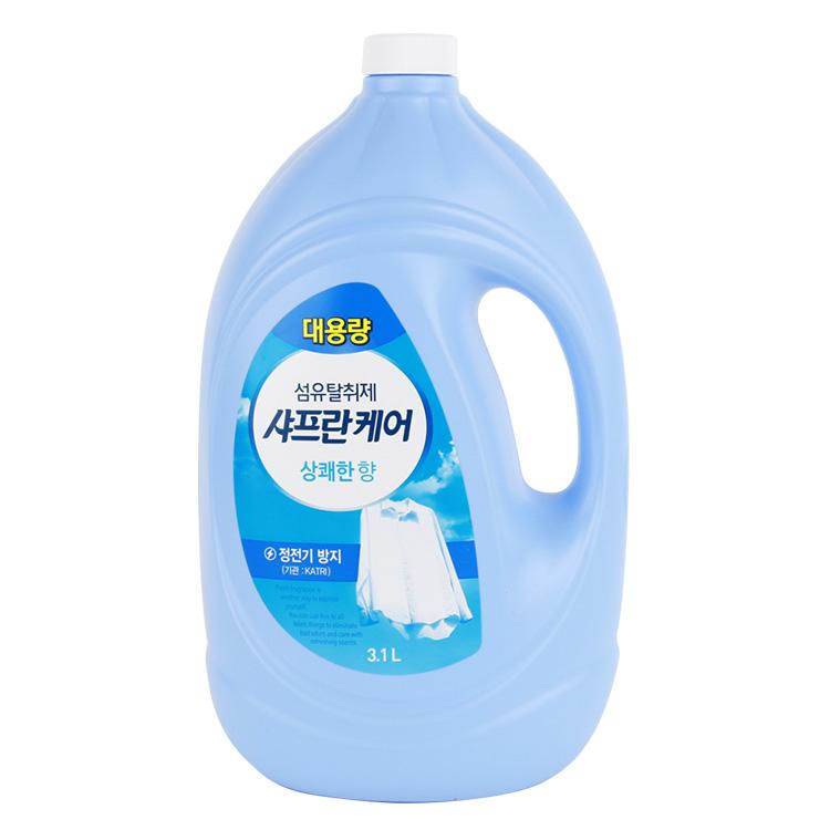 엘지 섬유탈취제 샤프란케어 3.1L / 상쾌한향
